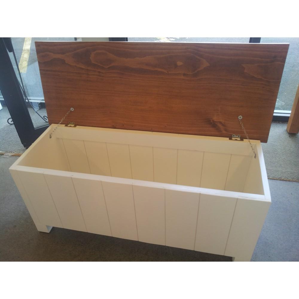 Custom Blanket Box(W+M)