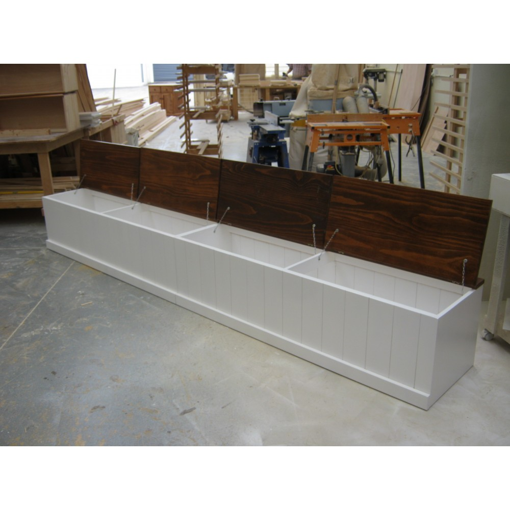 Custom Window Seat (W3)