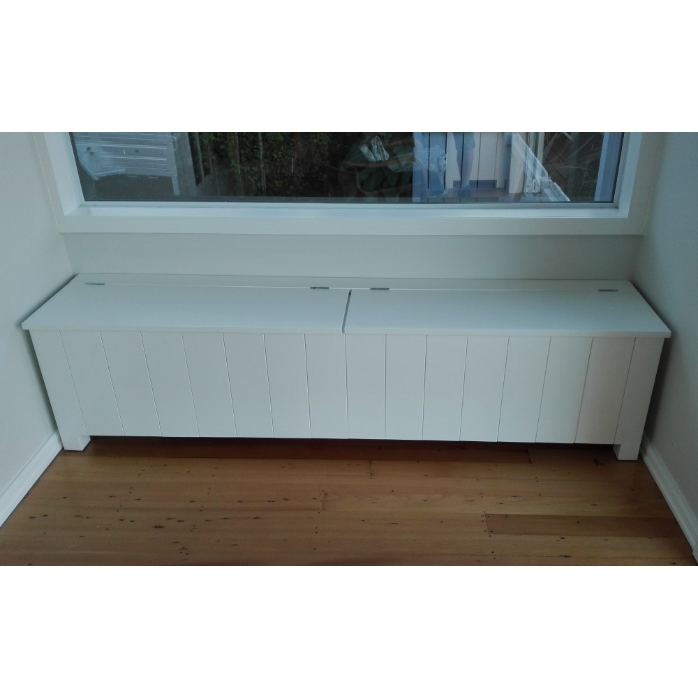 Custom Window Seat (W5)