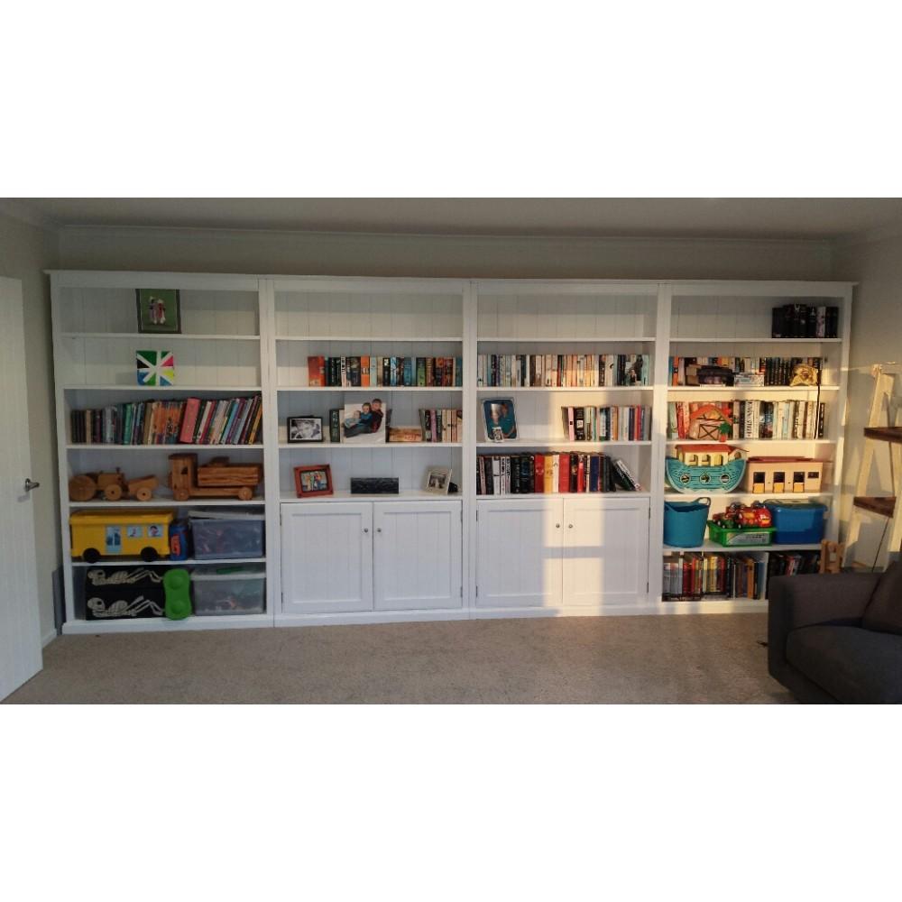 Custom Bookcase(W8)