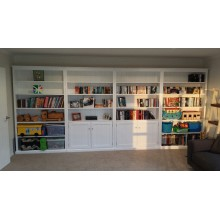 Custom Bookcase(W8)
