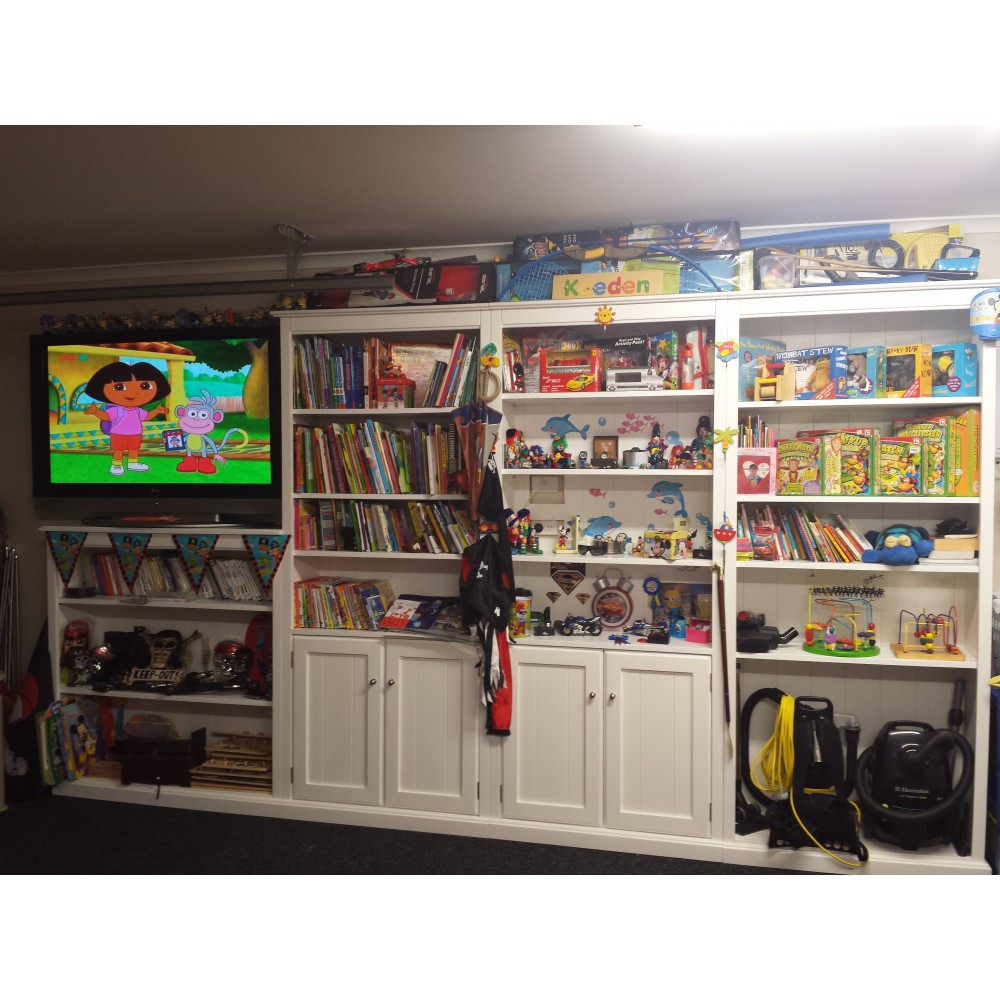 Custom Bookcase(W9)