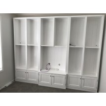 Custom Bookcase(W15)
