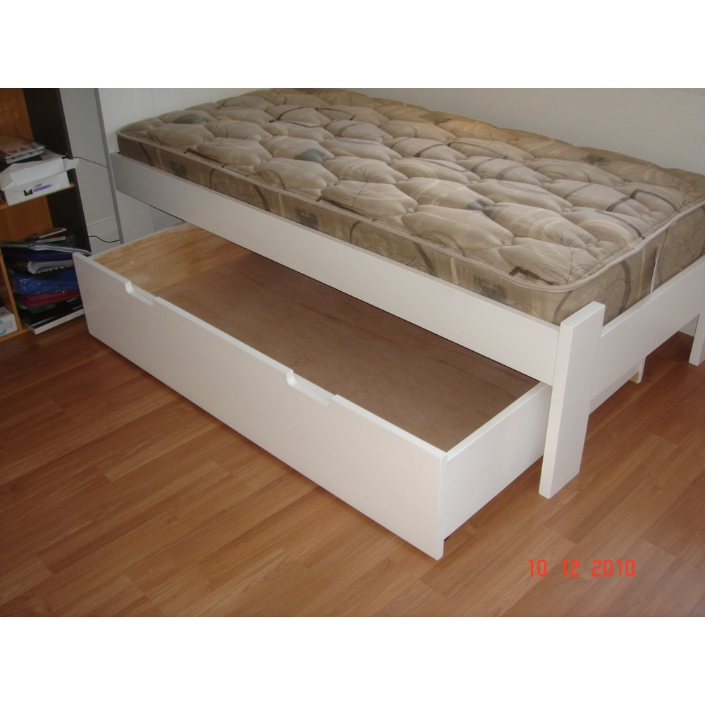 Custom Slat Bed(W1)