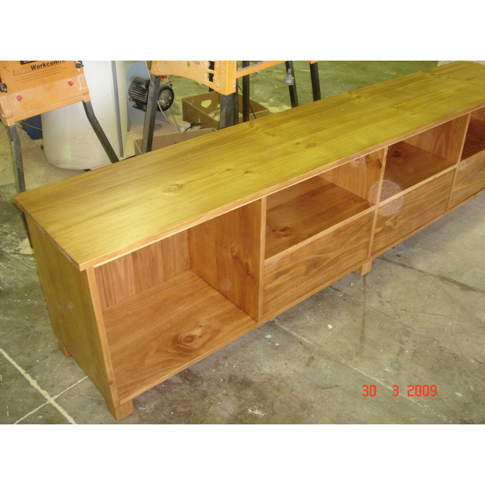 Custom TV Unit(#4)