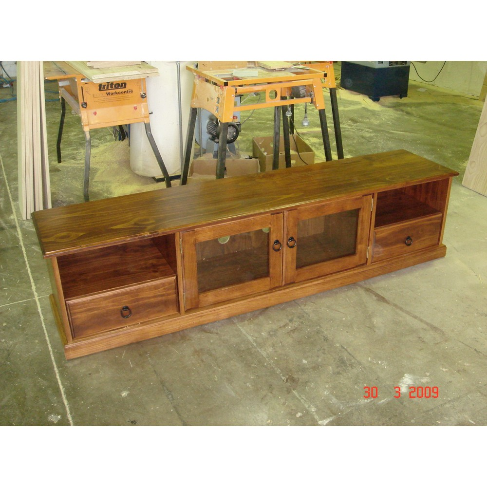 Custom TV Unit(#3)