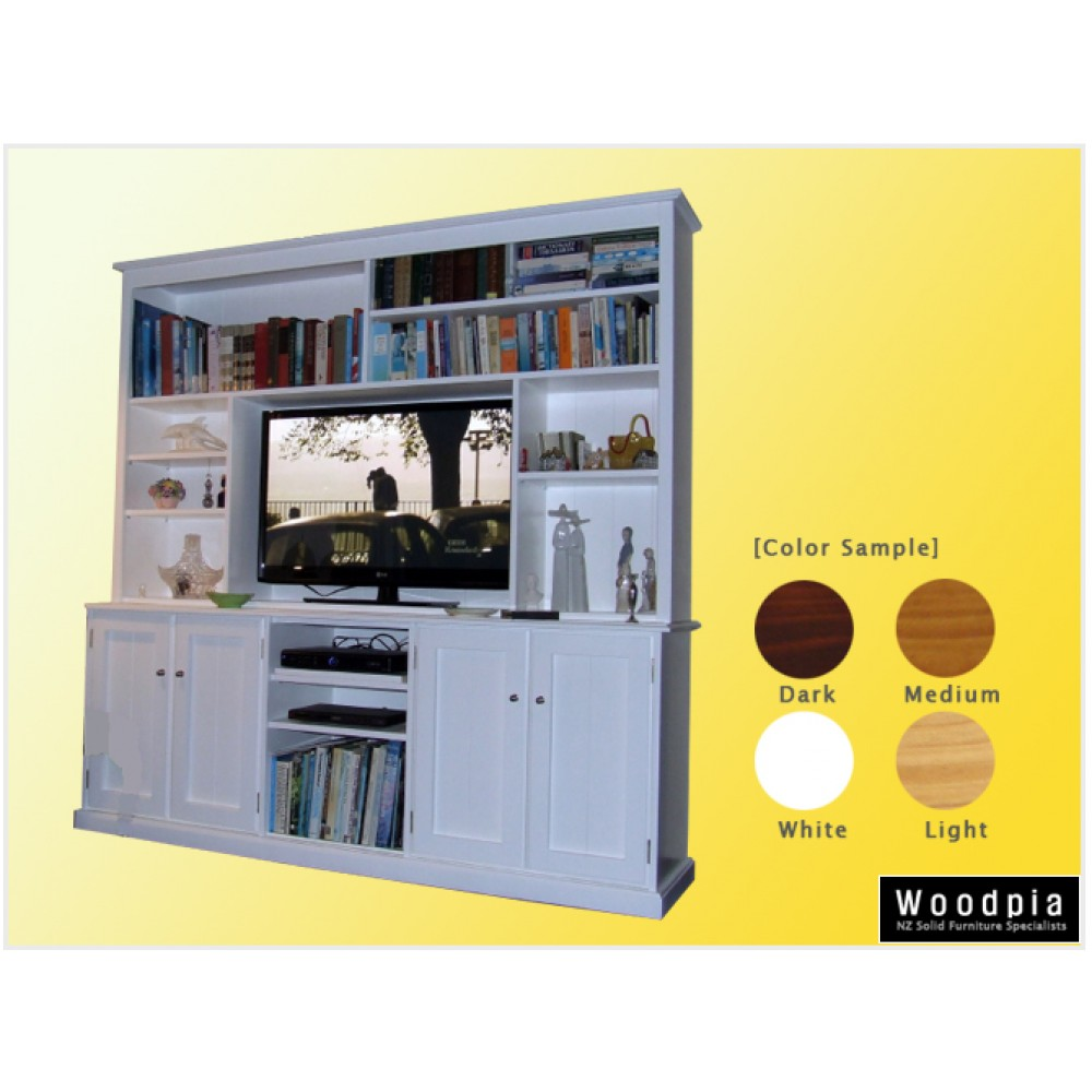 Custom TV Unit(W4)