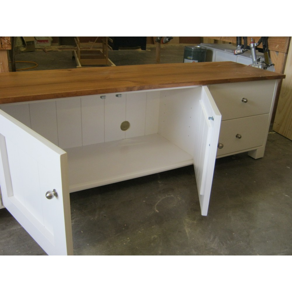 Custom TV Unit(W8)