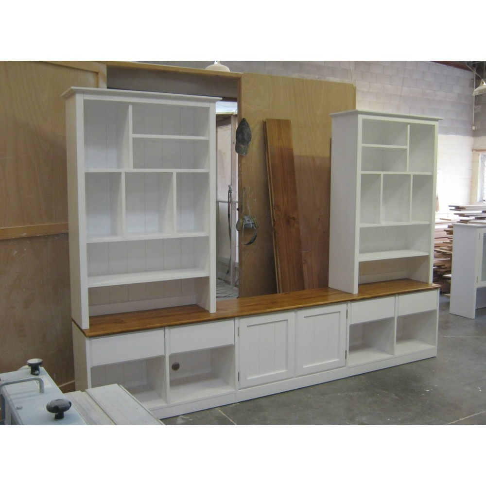Custom TV Unit(W9)