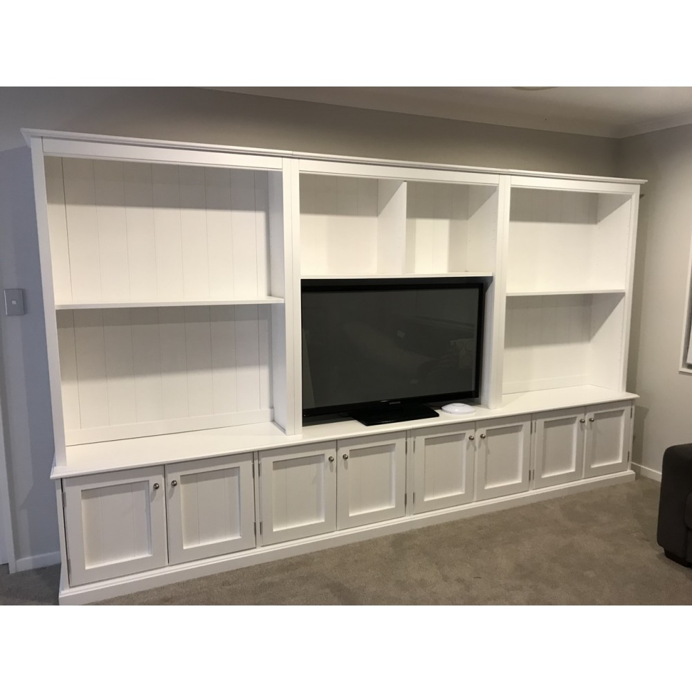 Custom TV Unit(W25)