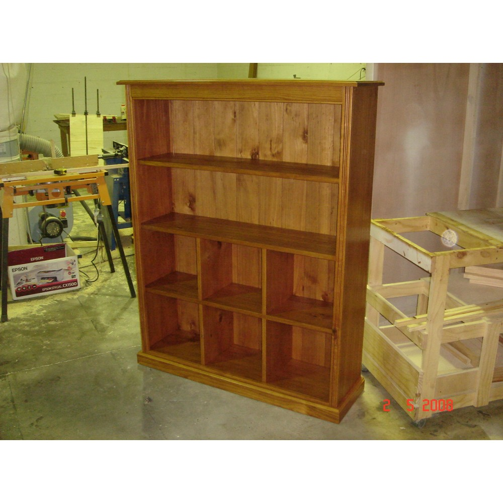 Custom Bookcase(#11)